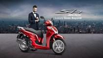 Honda SH 300i phiên bản mới được nâng cấp tính năng như ô tô