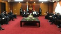Bộ trưởng Trần Tuấn Anh tiếp Bộ trưởng Ngoại giao và Tôn giáo Ác-hen-ti-na