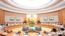 Phiên họp Chính phủ thường kỳ tháng 11 năm 2018