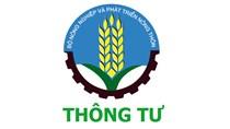 Bộ Nông nghiệp và PTNT quy định về quản lý, truy xuất nguồn gốc lâm sản