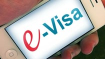 Thủ tục thực hiện thí điểm cấp thị thực điện tử cho người nước ngoài nhập cảnh VN