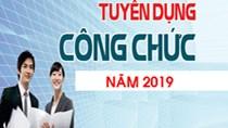Năm 2019, Hà Nội tuyển dụng 345 công chức hành chính