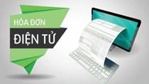 Hướng dẫn thực hiện hóa đơn điện tử của Tổng cục Thuế
