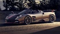 'Thần gió' Pagani Huayra Roadster BC ra mắt, giá 3,4 triệu USD