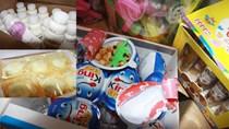 Gần đến Trung thu, 6.000 sản phẩm bánh kẹo không rõ nguồn gốc theo xe tải vào thủ đô