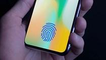 iPhone sẽ có cảm biến vân tay dưới màn hình