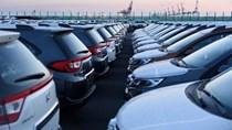 Nhập khẩu ô tô nguyên chiếc các loại từ Nhật Bản tăng mạnh cả lượng và trị giá