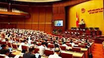 Quốc hội đã chính thức thông qua 11 Luật tại kỳ họp thứ 8