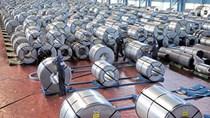 Sắt thép các loại xuất khẩu sang thị trường Brazil tăng mạnh cả về lượng và trị giá