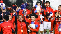 Phần thưởng của U22 Việt Nam theo quy định của pháp luật sau khi đạt HCV SEA Games 30