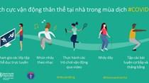 Bộ Y tế khuyến cáo người dân tập thể dục tại nhà nâng cao hệ miễn dịch