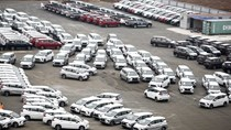 Tháng 4/2020, Việt Nam đẩy mạnh NK ô tô nguyên chiếc các loại từ thị trường Hàn Quốc