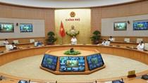 VPCP thông báo kết luận của Thủ tướng tại cuộc họp về phòng, chống dịch Covid-19