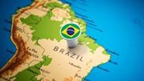 Tháng 10/2020, kim ngạch XK nguyên phụ liệu dêt, may, da, giày sang Brazil tăng 720%