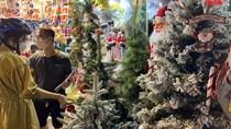 Nở rộ xu hướng trang trí Giáng sinh tại nhà