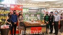 Vải thiều vào Singapore: 'Bàn đạp' mới cho nông sản Việt