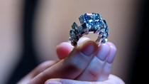 Kim cương xanh: Quý hiếm và đắt đỏ hàng đầu thế giới