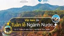 Tuần lễ ngành nước Việt Nam-Australia 2021 được tổ chức theo hình thức trực tuyến