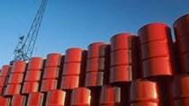Giá dầu thô nhẹ tại NYMEX ngày 08/12/2017