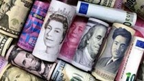 Tỷ giá các đồng tiền chủ chốt ngày 12/4/2017