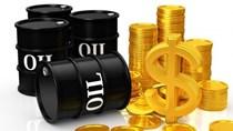 Giá dầu thô nhẹ tại NYMEX ngày 01/12/2017
