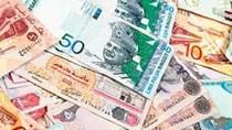 Tỷ giá hối đoái các đồng tiền châu Á – TBD ngày 20/6/2017