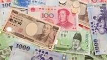 Tỷ giá các đồng tiền chủ chốt ngày 10/3/2017