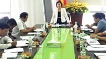 Thứ trưởng Hồ Thị Kim Thoa kiểm tra công tác CCHC năm 2016 tại Sở Công Thương Đà Nẵng