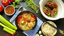 Vị canh chua khác lạ của 3 miền Bắc – Trung – Nam