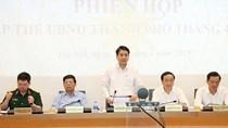 Hà Nội thông qua Dự thảo điều chỉnh địa giới hành chính 3 quận