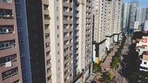 """Sắp xây dựng hầm chui trên tuyến đường Lê Văn Lương """"cõng"""" hơn 40 tòa chung cư"""