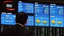 Chứng khoán châu Á tăng lên gần mức cao 5 tháng rưỡi do giá dầu tăng