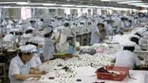 Sản lượng công nghiệp tháng 2 của Hàn Quốc gần cao nhất 6 năm rưỡi