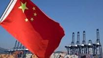 Tăng trưởng năm 2019 của Trung Quốc chậm lại xuống 6,2% do chiến tranh thương mại