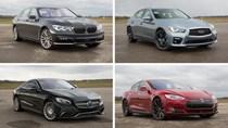 Sản lượng ô tô của Anh giảm 11% trong tháng 7/2018