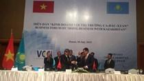 Thứ trưởng Kazakhstan mời doanh nghiệp Việt Nam đầu tư vào ngành năng lượng
