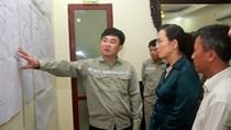 Phó Tổng Thanh tra Chính phủ trực tiếp động viên công nhân mỏ Mông Dương