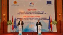 Đàm phán EVFTA: Toàn bộ nội dung đã đạt được thỏa thuận