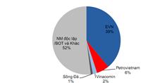 EVN sẽ giảm gần một nửa tỷ trọng công suất điện đến năm 2030
