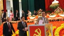Ông Lê Thanh Quang tái cử Bí thư Khánh Hòa