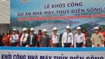 Xây nhà máy thủy điện hơn 1800 tỷ đồng ở Hà Giang