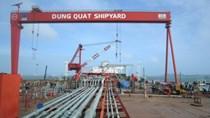 9 tháng, lợi nhuận của Tàu thủy Dung Quất vượt 39% kế hoạch năm