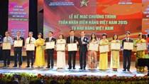 Bế mạc chương trình Tuần nhận diện hàng Việt Nam 2015