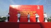"""Thứ trưởng Trần Tuấn Anh tham dự Diễu hành """"Tự hào thương hiệu Việt Nam"""""""