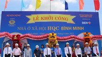 Hoàng Quân đầu tư 492 tỷ đồng làm Dự án nhà ở xã hội Hồ Học Lãm