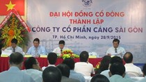 ĐHCĐ Cảng Sài Gòn: VietinBank và VPBank làm NĐT chiến lược