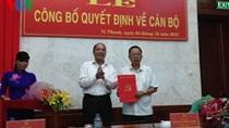 Ông Trần Công Chánh làm Bí thư Tỉnh ủy Hậu Giang