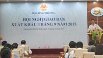 Năm 2015, Việt Nam có thể nhập siêu 6 tỷ USD