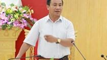 Chủ tịch Hà Tĩnh được bầu làm Bí thư Tỉnh ủy