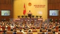 Ngày mai 20/10, khai mạc kỳ họp thứ 10 Quốc hội khóa XIII